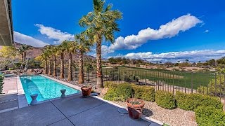 3084 Red Arrow Drive | Red Rock Country Club - Summerlin Guard Gated Real Estate
