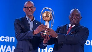 RWANDA: CHAN 2016 DRAWING CEREMONY IN KIGALI