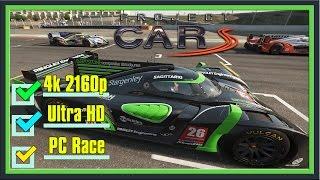 4k Project CARS PC 1st 20 Car Race RWD P30 LMP1 Dubai Autodrome