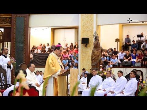Ordenación diaconal realizada el  10 de marzo 2018 en Catedral Metropolitana de San Salvador