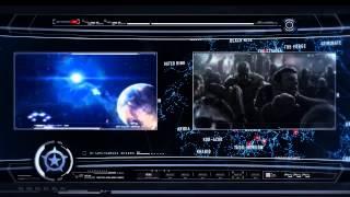 EVE Online: Отчёт о вторжении Санша, трейлер на Русском
