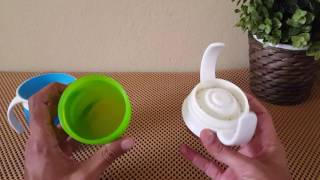 Munchkin Miracle 360 Sippy Cup Review