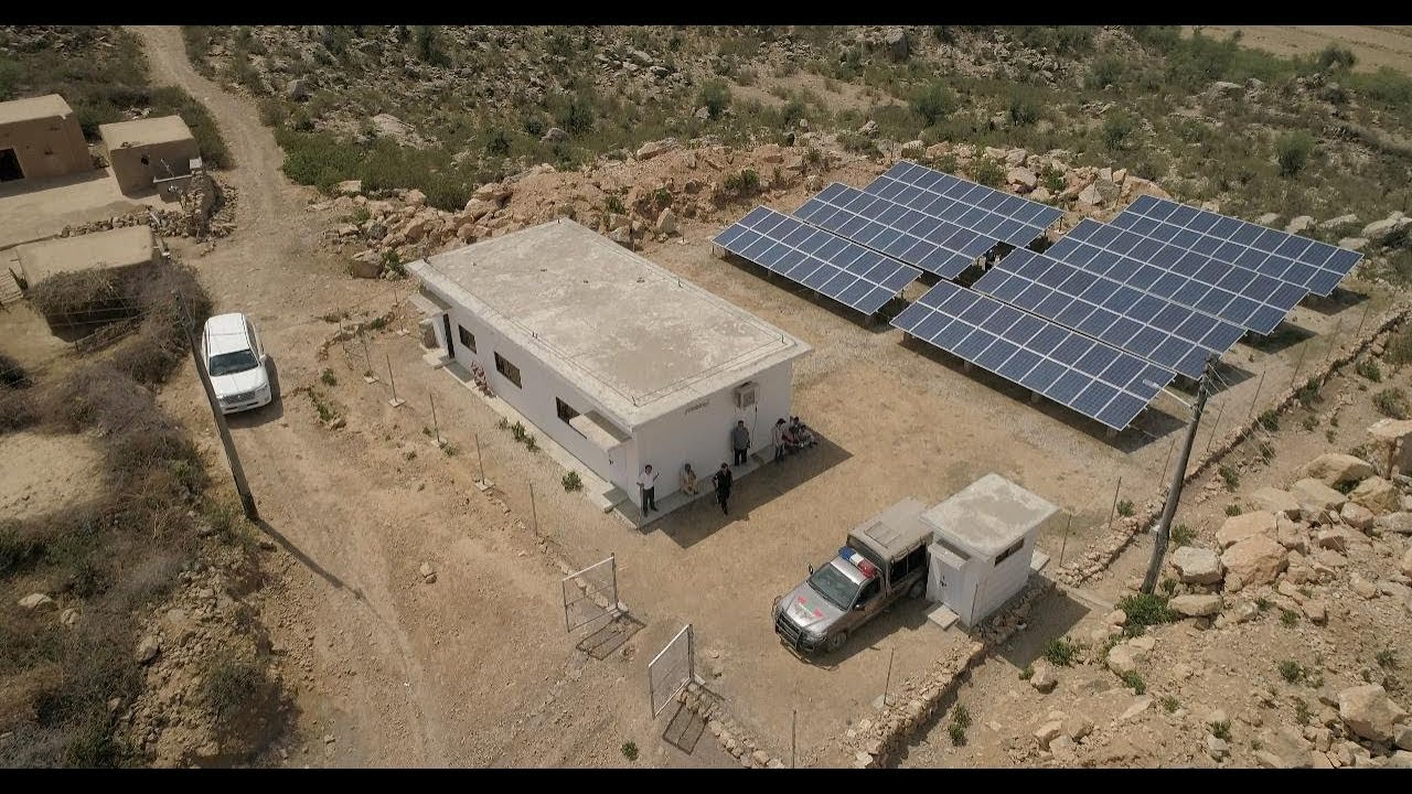 Hybrid Solar-Wind Energy System Brings Electricity to Pakistan Rural Areas