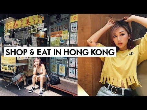 👠 FOLLOW ME AROUND HONG KONG 🍜  Shop & Eat w/ ME! 🇭🇰 | IAMKARENO