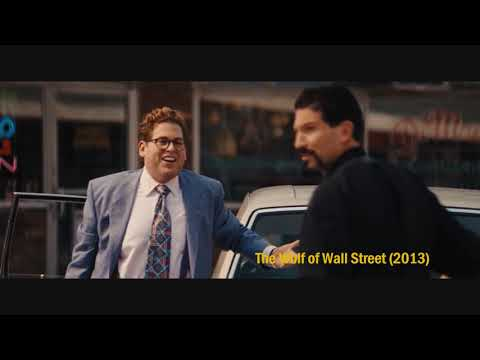 The Wolf of Wall Street (2013) Funniest Scene: Donnie vs. Brad (HD)