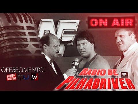 """Rádio de Pilhadriver - David Sammartino e o grande """"f*da-se"""" para Vince McMahon"""