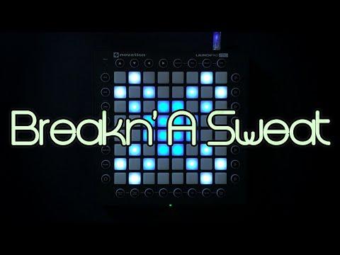 Skrillex & The Doors - Breakn' A Sweat | rpg.aleksy Launchpad Pro Cover mp3
