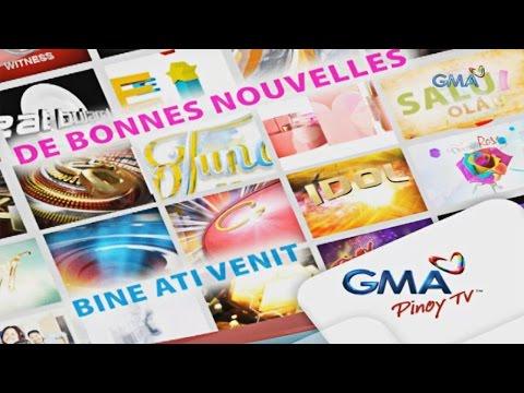 GMA TV conquers Europe