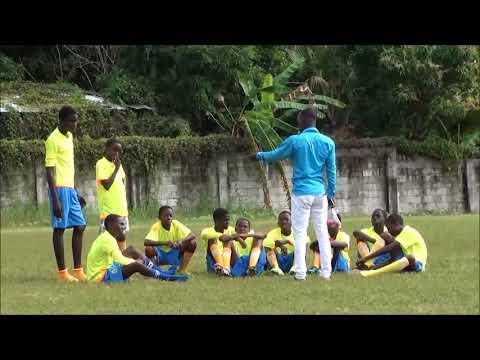 Stars in Action vs Valeo FC