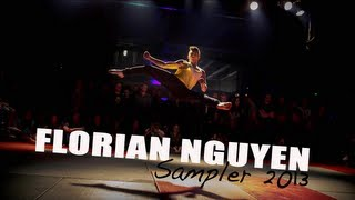 Martial Art tricks -  Florian Nguyen 2013
