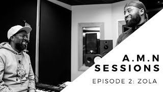 Download Mp3 Cassper Nyovest A.m.n Sessions: Zola  Episode 2