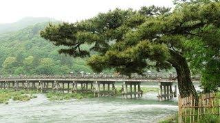 初夏の京都 嵐山 渡月橋 togetukyo arashiyama kyoto