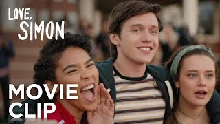 "Love, Simon | ""I"
