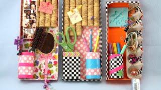 How to Make a Custom Duct Tape Locker Organizer | Sophie's World