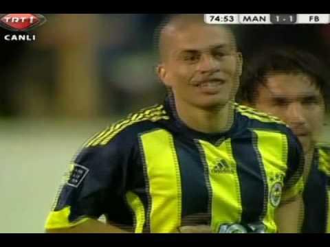 Bir Alex klasiği...Manisaspor'a süper gol