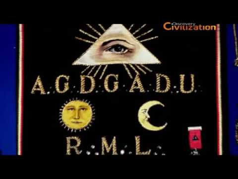 Códigos e Conspirações - Os Maçons (DUBLADO)