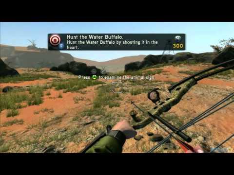 Cabelas Big Game Hunter PRO HUNTS - Shooting compilation