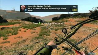 "Cabela's Big Game Hunter 2012 Walkthrough - Story Mode ""Namibia Day 3"""