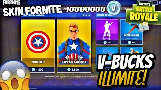 HOW to HAVE LaLIMITE V-BUCKS AND FREE ON FORTNITE BATTLE ROYALE?! - PS4 PC XBOX TIP