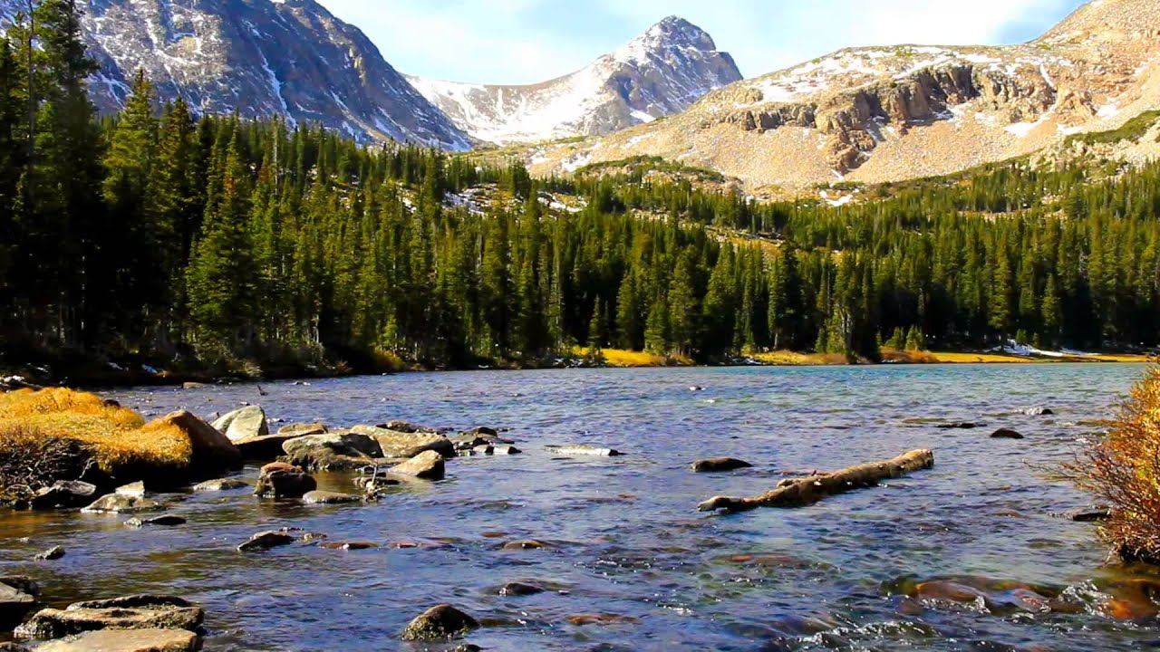 Animated Desktop Wallpaper For Windows 7 Free Download 4 Hours Mountain Stream Relaxing Nature Sounds Youtube