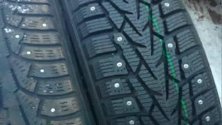 видео Легковые шины NOKIAN модель Hakkapeliitta 7 SUV