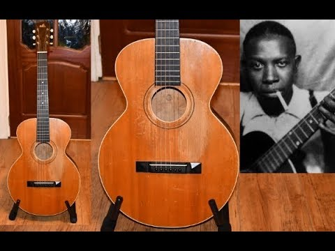 A Deal With The DEVIL?  The Dark Secret Of Robert Johnson's Blues Sound REVEALED!