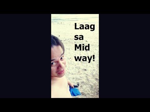 MIDWAY white sand beach in Initao!