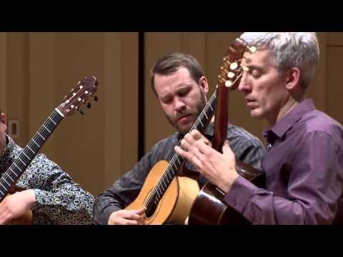 The Minneapolis Guitar Quartet | April 2nd, 2016