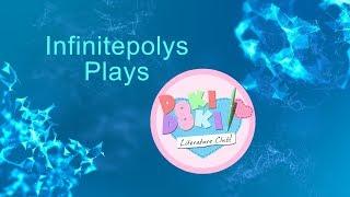 InfinitePolys LetsPlay Doki Doki Ep 10 Jailbait