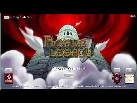 Rogue Legacy on OpenBSD
