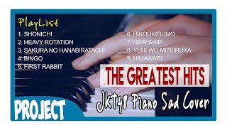 [Full] The Greatest Hits JKT48/AKB48 - Sad Piano Instrumental Cover 2017