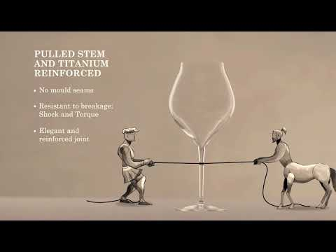Testing the Luigi Bormioli Vinea Wine Glass Collection