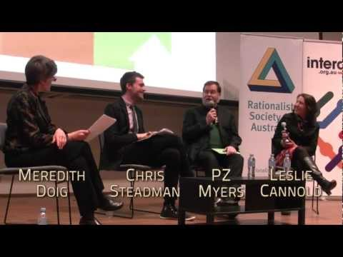 Meredith Doig, PZ Myers, Chris Stedman, Leslie Cannold - The Road Less Travelled