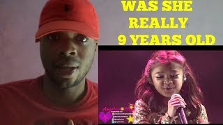 """Angelica Hale Performing """"Symphony"""" at AGT Las Vegas Live!- REACTION"""