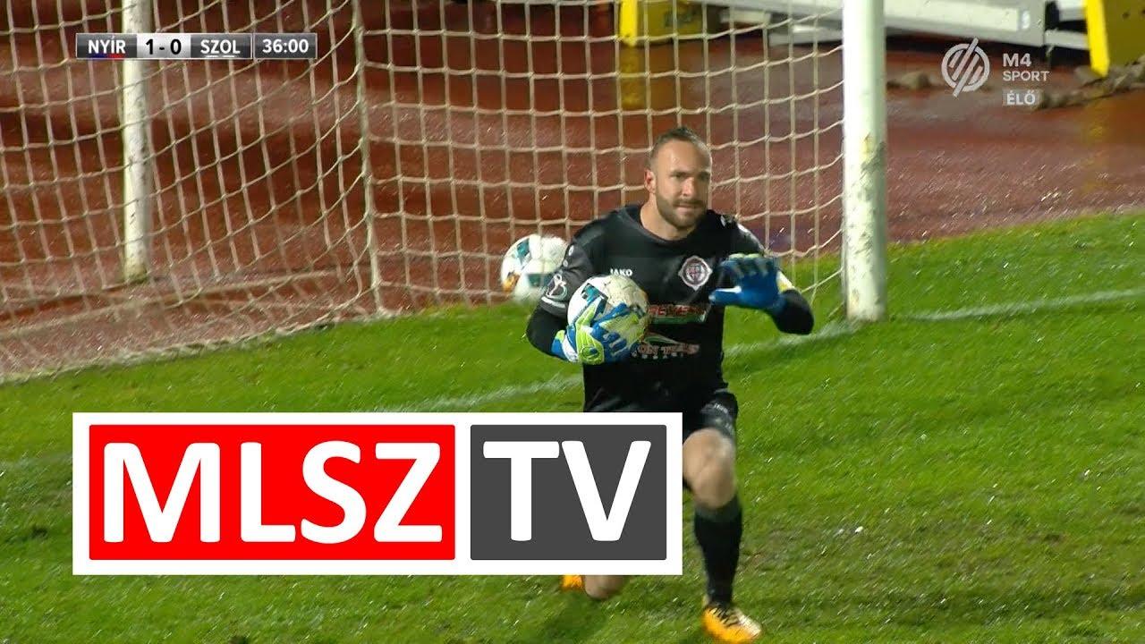 Nyíregyháza Spartacus FC - Szolnoki MÁV FC |2-0 (1-0) | Merkantil Bank Liga NB II.| 19. forduló |