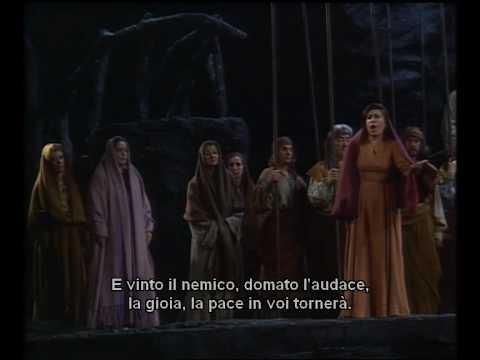 """Marilena Laurenza - Albina in """"La Donna del Lago"""" di Rossini"""