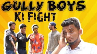 GULLY BOYS KI FIGHT !! || Hyderabad Diaries