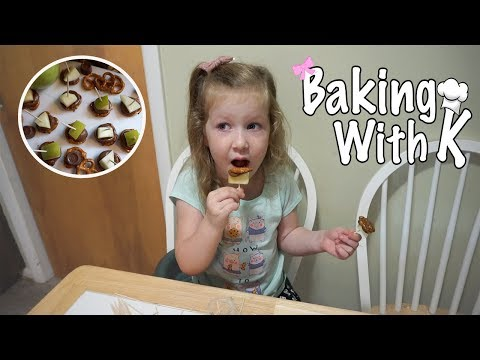 Quick And Easy Caramel Apple Bites - Baking With K
