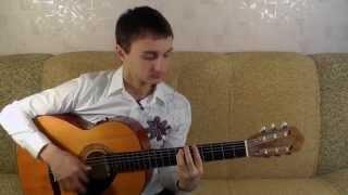 испанский бой на гитаре
