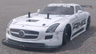 Mercedes-Benz SLS AMG GT3 2011 Videos