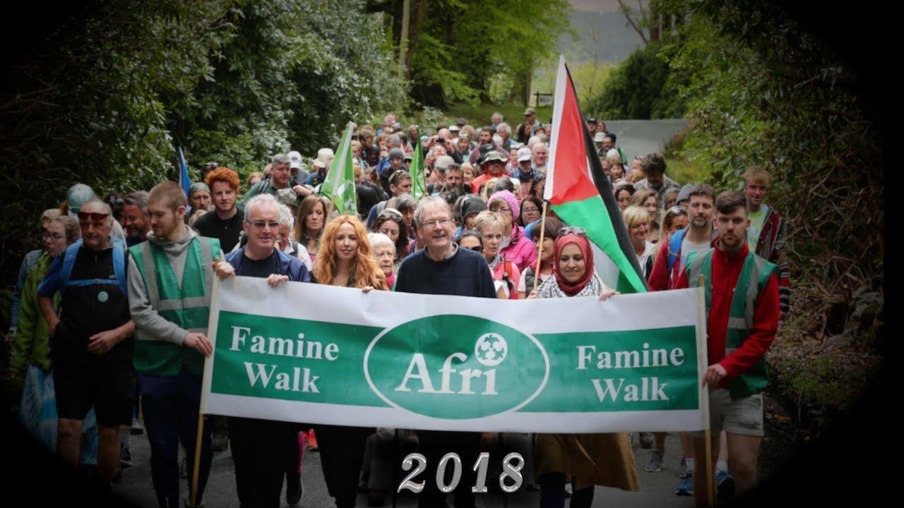 Famine Walk 2018