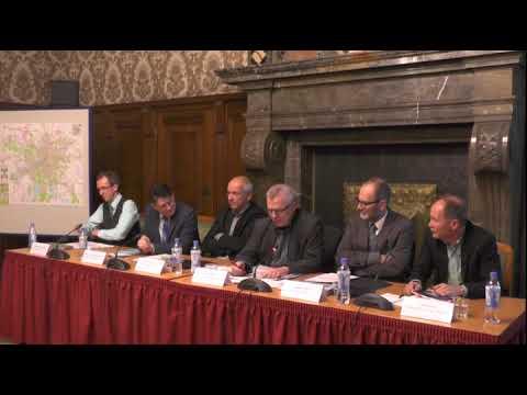 Mobilitätsdebatte in Leipzig vom 21.11.2017 auf Einladung der Freibeuterfraktion