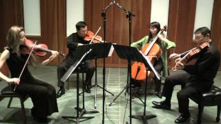 Grieg: String Quartet No. 1 in G minor