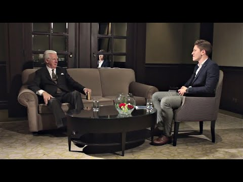 Bob Proctor on How to Visualize, Think and Grow Rich & Reading | #TalksAbout 01