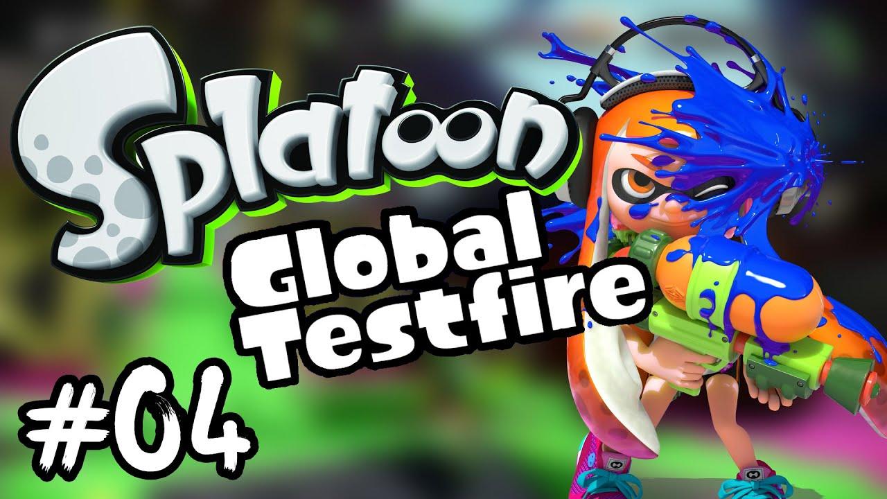 Download Splatoon Global Testfire Demo • #04 • Let's Play SPLATOON DEMO • Deutsch German