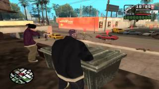 GTA ballas stories - Missione # 22 - Everybody in the hood