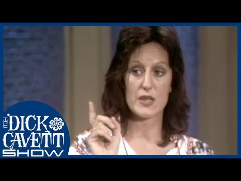 Germaine Greer on Adultery Being Acceptable   The Dick Cavett Show