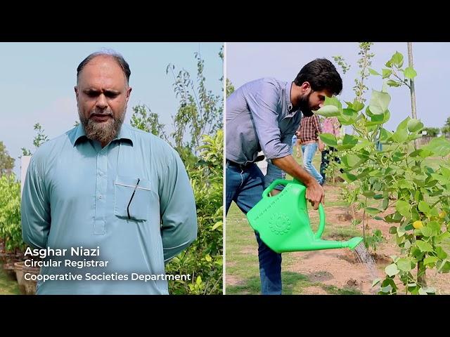 Plantation ceremony | Gulberg Islamabad