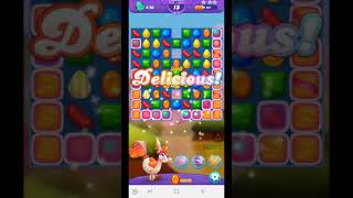 Candy Crush Friends Saga  level 697 - NO BOOSTERS