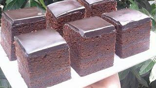 Download Resep Brownies Kukus Siram Coklat Ganache Ekonomis yang Lembut dan Nyoklat Banget Mp3